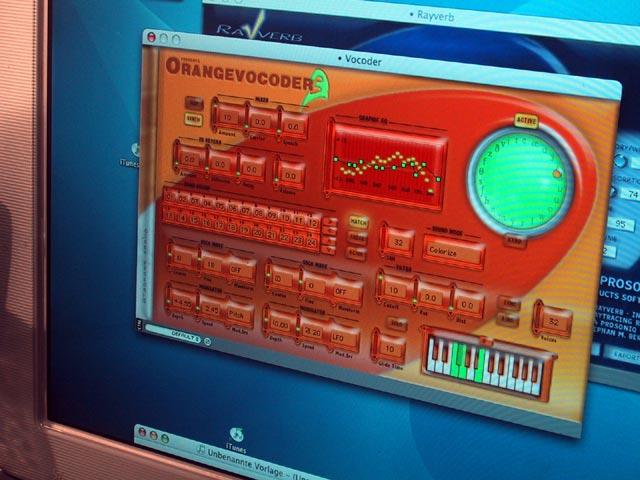 Orange Vocoder скачать - фото 11